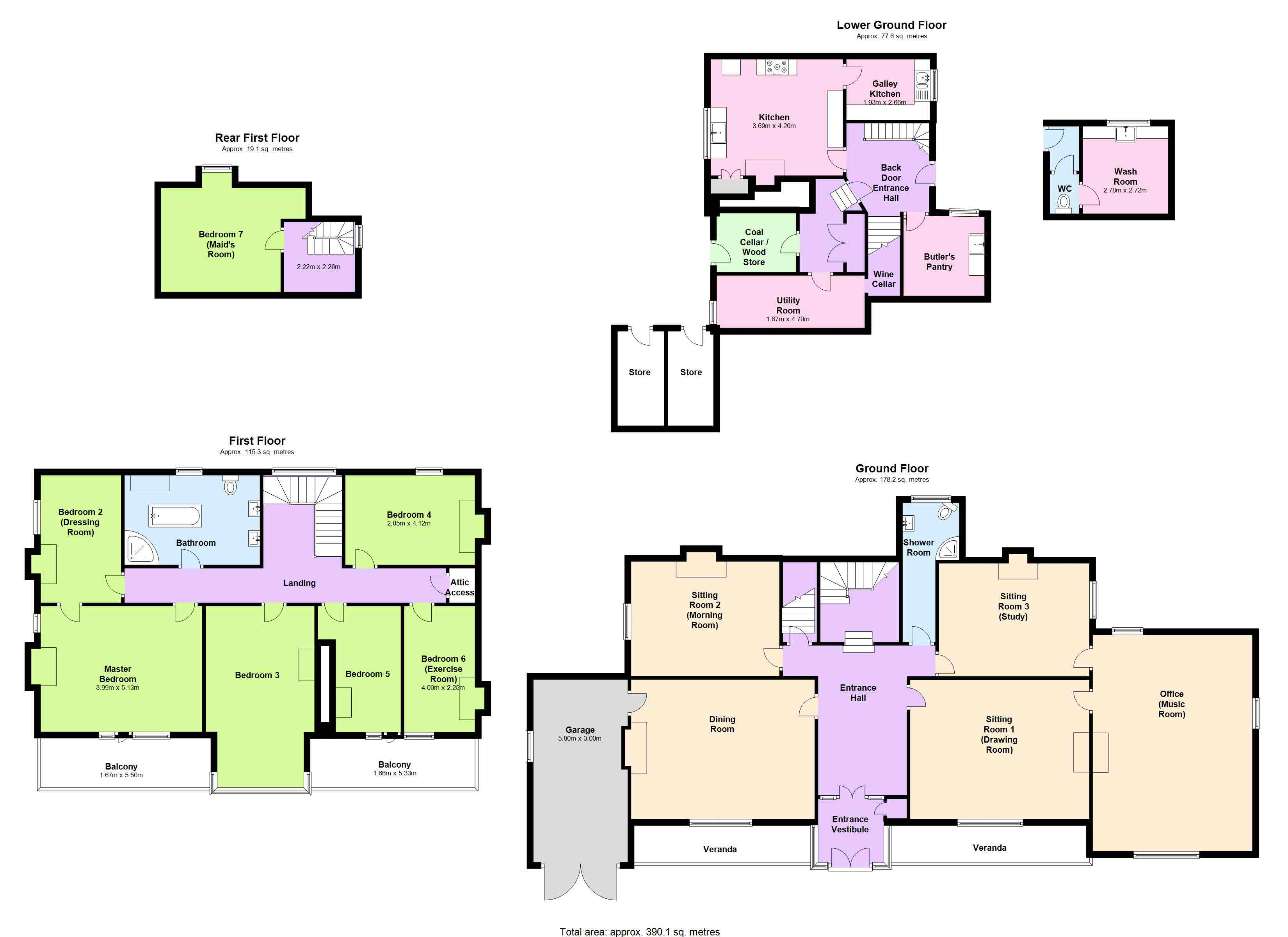 2D & 3D Property Floor Plans | Property
